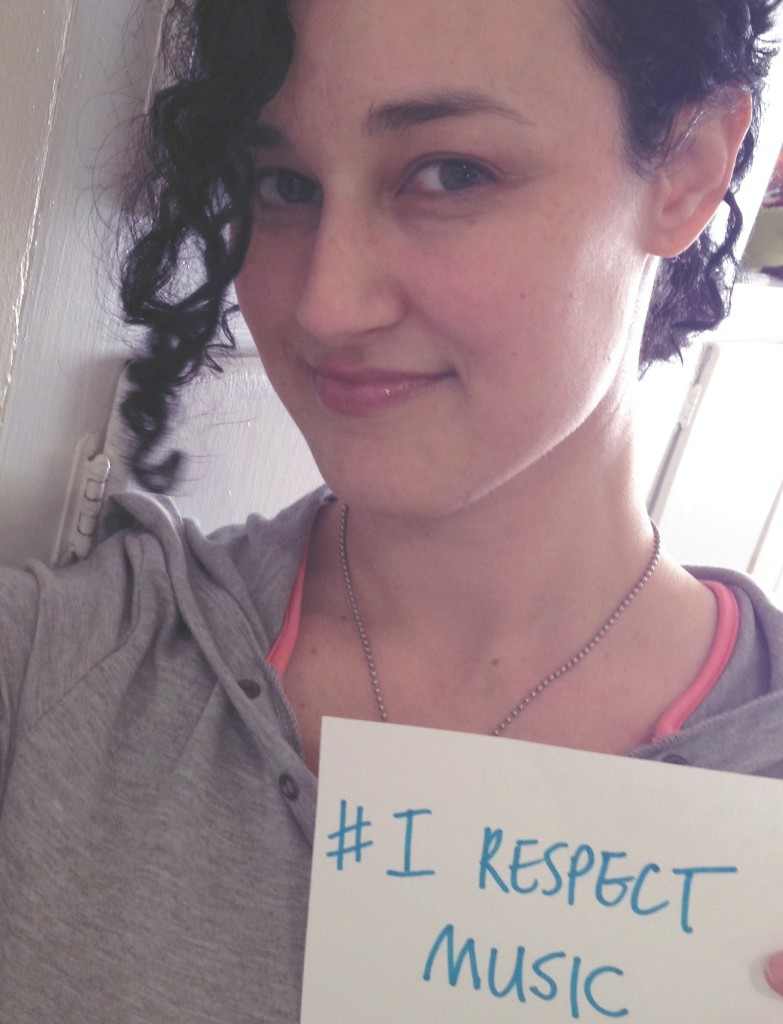 #IRespectMusic